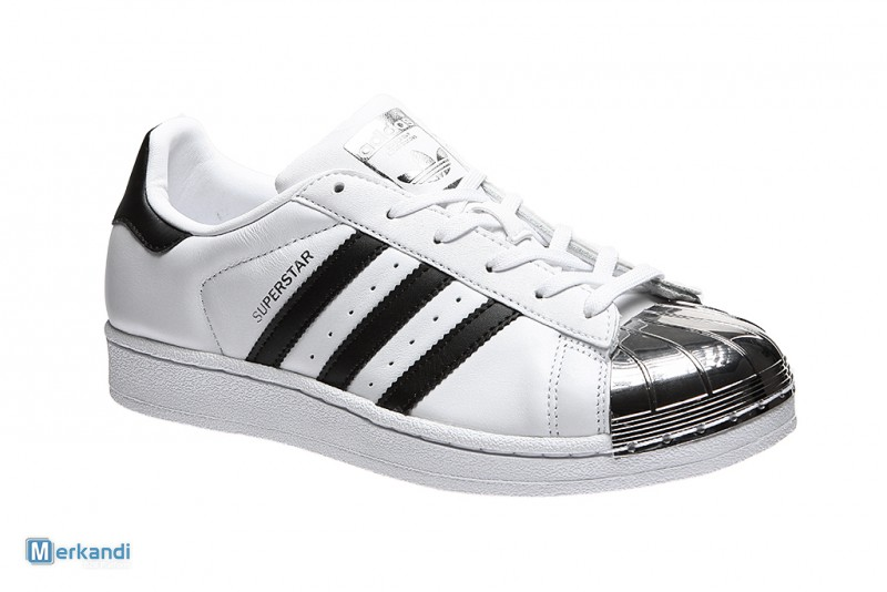 Adidas Superstar Metal Toe White - lot de